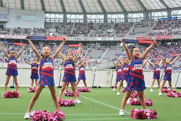 FC東京キッズチア‐味の素スタジアム‐30
