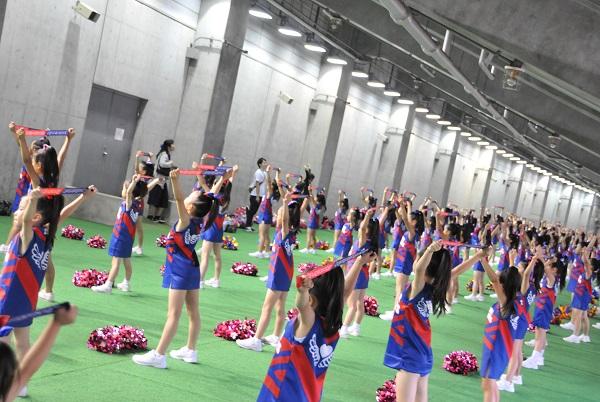 FC東京キッズチア‐味の素スタジアム‐8