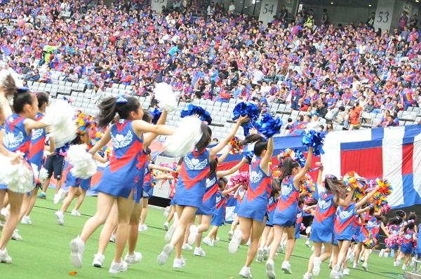 FC東京キッズチア‐味の素スタジアム‐32