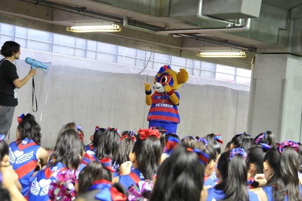 FC東京キッズチア‐味の素スタジアム‐34