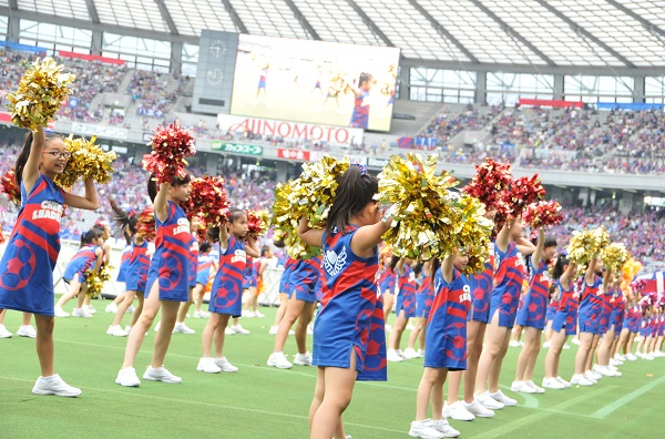 FC東京キッズチア‐味の素スタジアム‐20