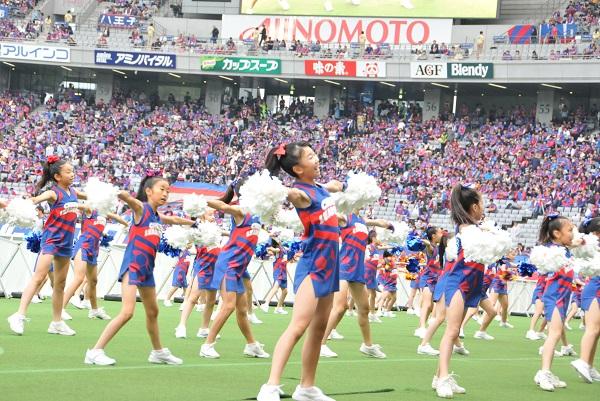 FC東京キッズチア‐味の素スタジアム‐23