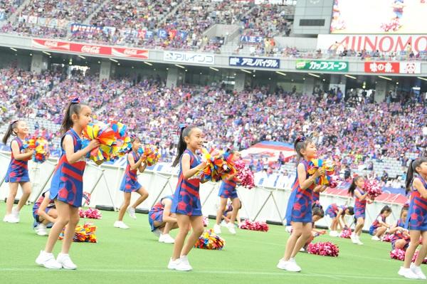 FC東京キッズチア‐味の素スタジアム‐29