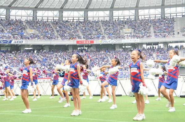 FC東京キッズチア‐味の素スタジアム‐26