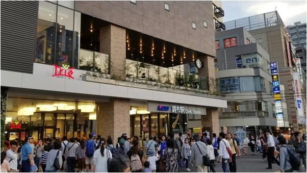 chofu station_6