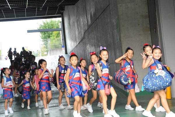 FC東京キッズチア‐味の素スタジアム15
