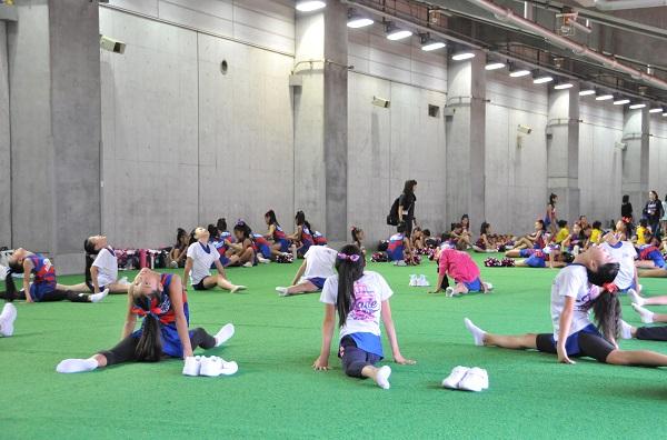 FC東京キッズチア‐味の素スタジアム5