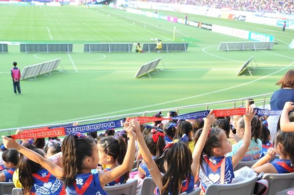 FC東京キッズチア‐味の素スタジアム29