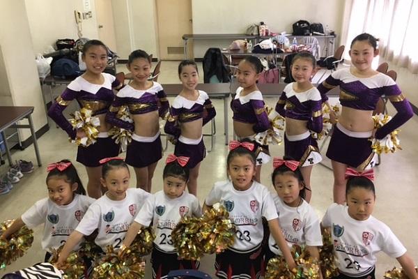■江戸川チアスクール■ Tokyo23 Tiggers Cheerdance School 江戸川校