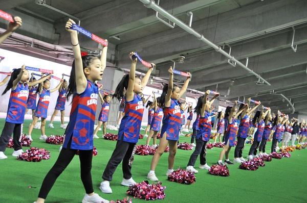 FC東京キッズチア3