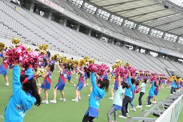 FC東京キッズチア7