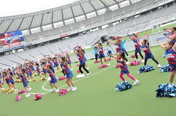 FC東京キッズチア8