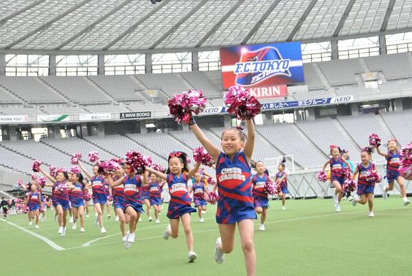 FC東京キッズチア9