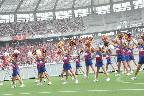 FC東京キッズチア18