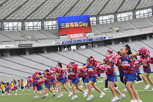 FC東京キッズチア5