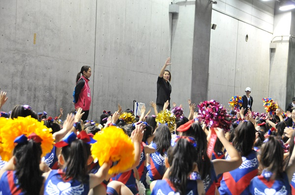 FC東京キッズチア10