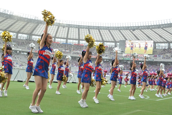 FC東京キッズチア15