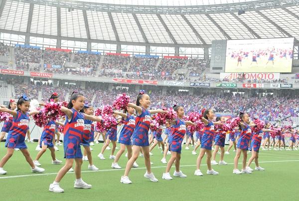 FC東京キッズチア17