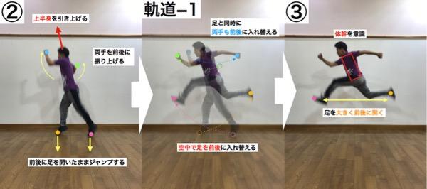 チア_ダンス_アクロバット_トレーニング_ジャンプ力_跳躍力_スプリットジャンプ_3