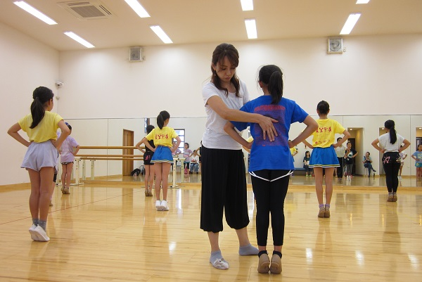 チア‐バレエ‐町田成瀬2