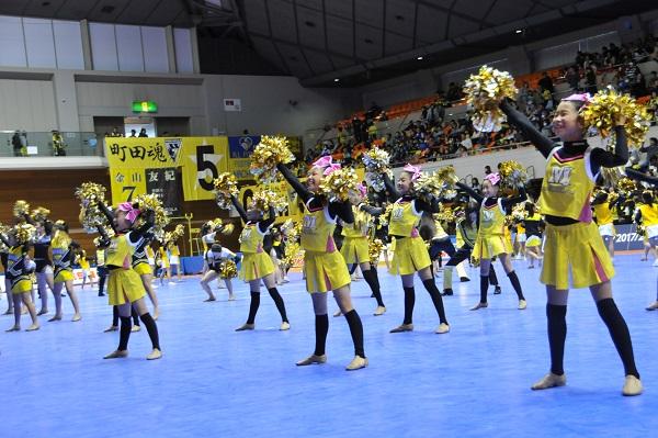 町田チアスクール体験会3