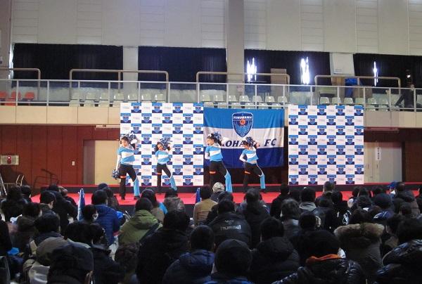 横浜FCチアスクールF!リーダーズ5