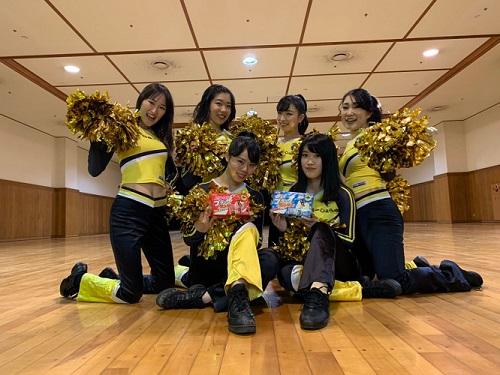 町田チアリーダー‐フィオーレ4