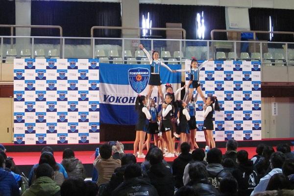 横浜FCチアスクールF!リーダーズ6