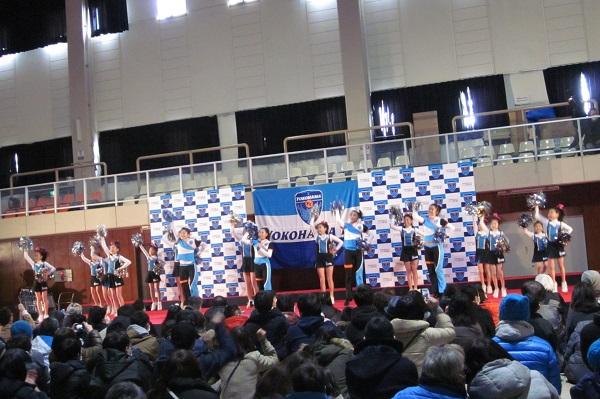 横浜FCチアスクールF!リーダーズ7