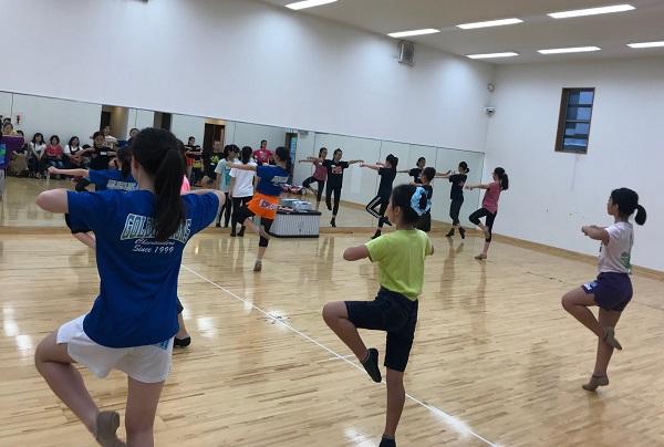 8月31日開催★第95回チアリーダーのためのクラシックバレエ教室