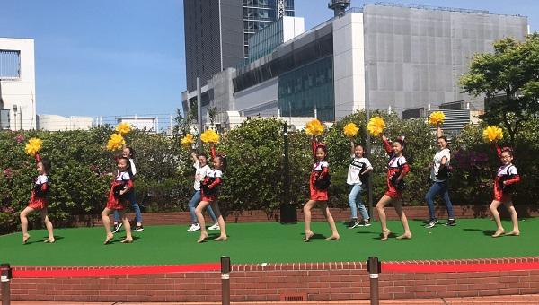 ■川崎チアスクール/溝の口/二子新地■ J☆J cheerdance 溝の口