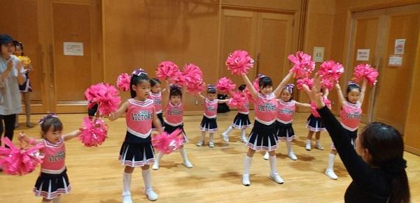 ■勝どきチアスクール■ K's Cheer Studio KACHIDOKI