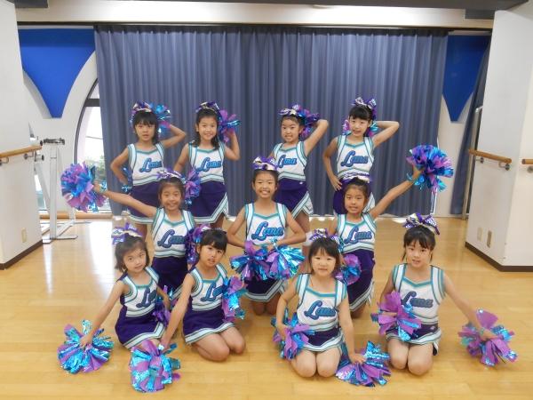 ■横浜チアスクール■ 上大岡ライフカレッジアグリ チアダンス