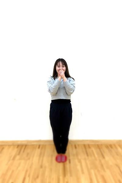 ママ必見‼︎子供とできるチアトレーニング②