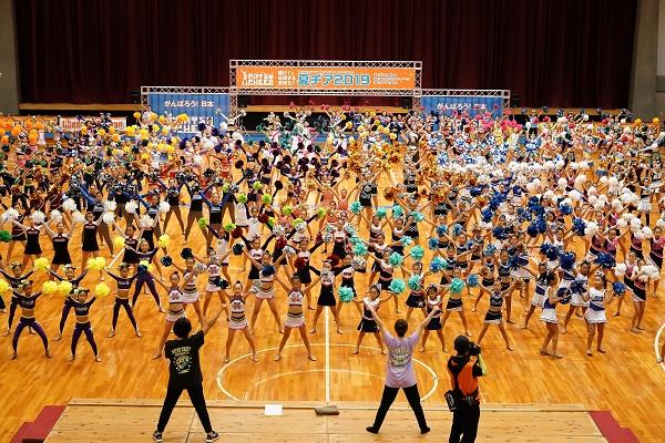 チアリーディング&チアダンス大会『夏チア2020』