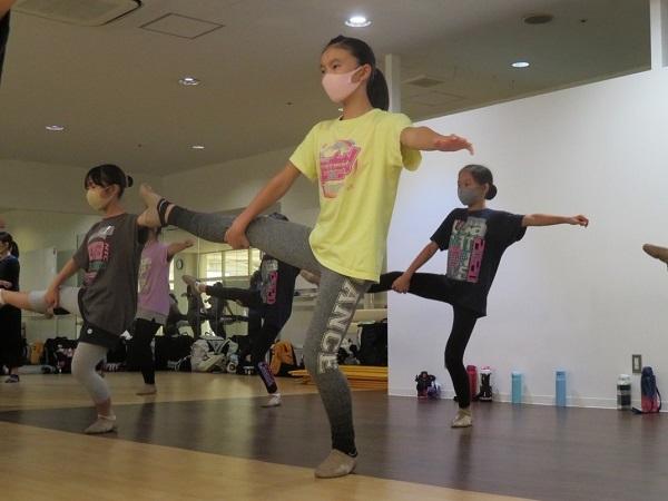【11月15日】One Day Program for Cheerleader~クラシックバレエ~開催のご案内(追記あり)