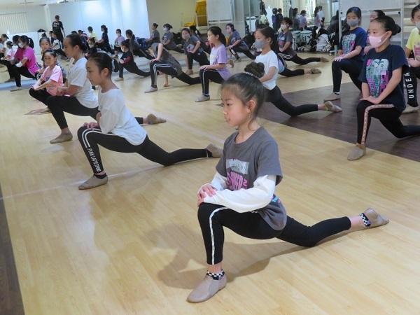 【3月21日】One Day Program for Cheerleader~クラシックバレエ~開催のご案内
