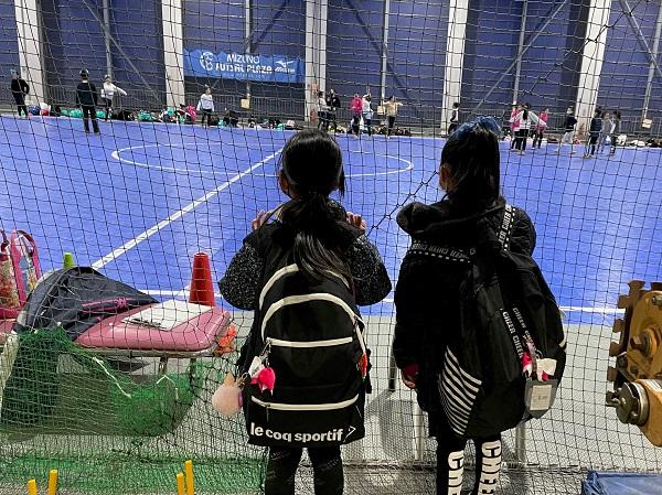 「チアで創る未来」Vol.1 M☆rettes Amber kids