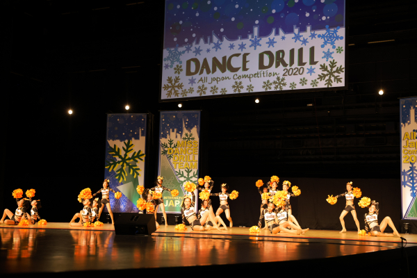 大会結果│Dance Drill All Japan Competition 2020 EAST Championship