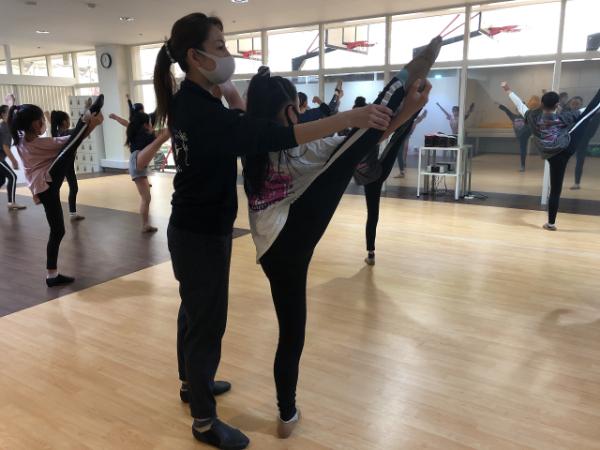 追記あり【1月17日】One Day Program for Cheerleader~クラシックバレエ~開催のご案内