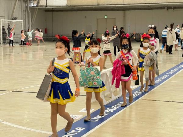 第6回ジュニア・チアダンス検定in東京│レポート