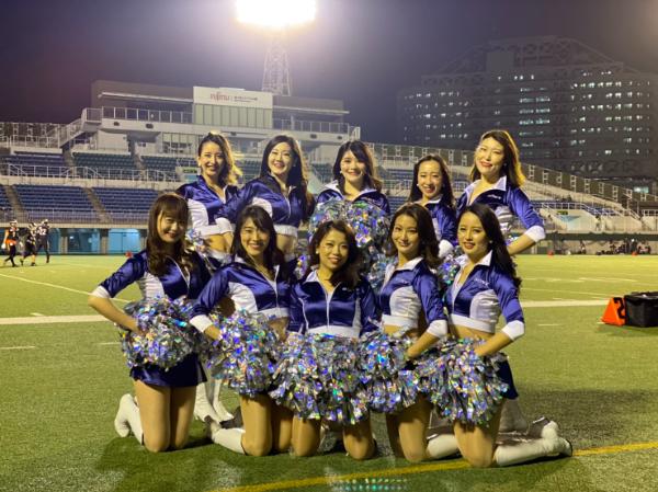 【日程変更】Xリーグ・Sony Solitstate『LANAKILA』│新メンバー募集
