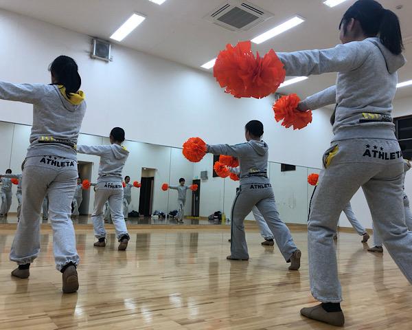 「チアで創る未来」Vol.2 Cheer Base Machida BLAZES