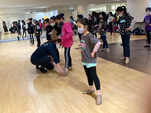【2月21日】One Day Program for Cheerleader~クラシックバレエ~開催のご案内