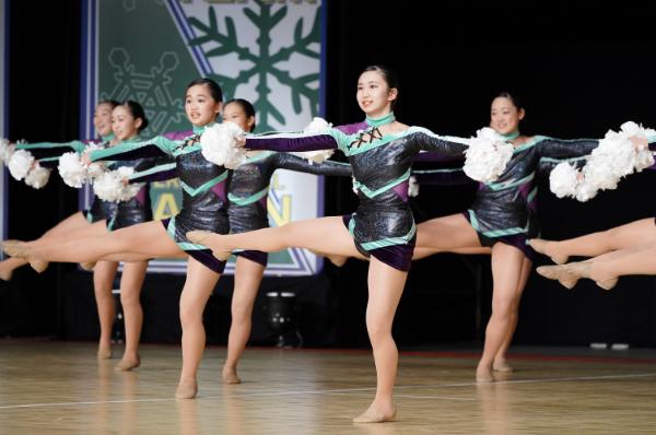 チームインタビュー④Songleading&DanceFamily/team-ZERO@Dance Drill All Japan Competition