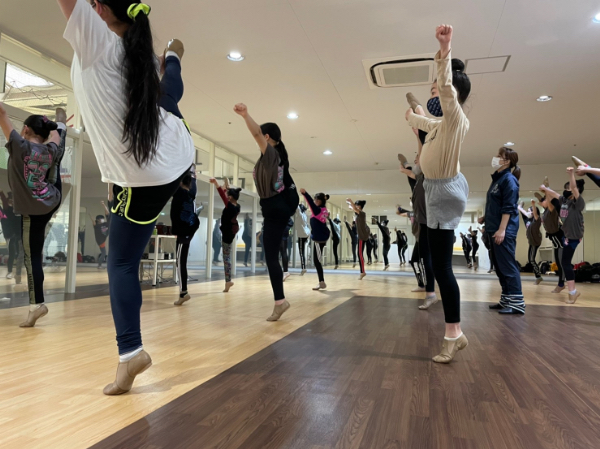 【4月4日】One Day Program for Cheerleader~クラシックバレエ~開催のご案内