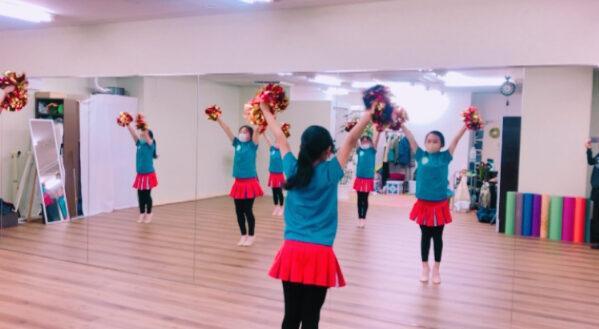 「チアで創る未来」VOL.9 studioGT チアダンス小学生チームBrave Vesper