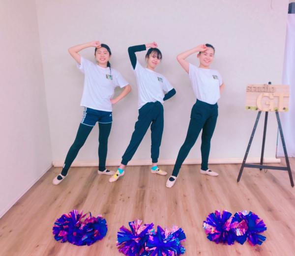 「チアで創る未来」VOL.8 studioGT チアダンス中学生チームBrave Vesper