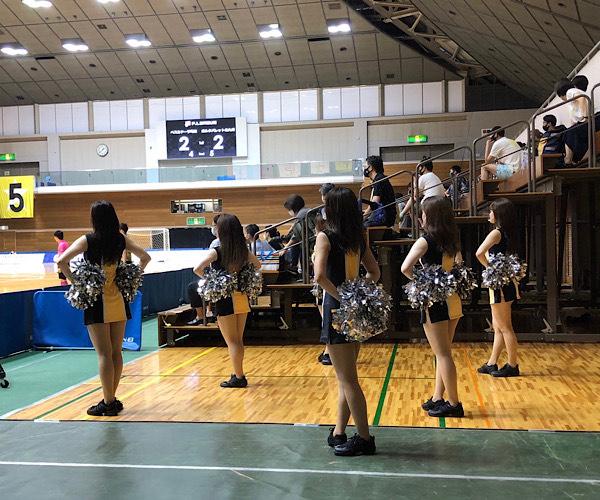 7/11(日)ホームゲーム報告☆MACO☆