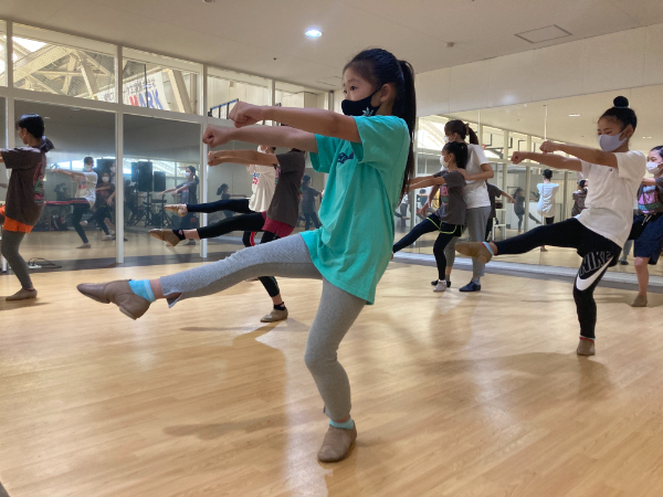 【7月18日】One Day Program for Cheerleader~クラシックバレエ~開催のご案内